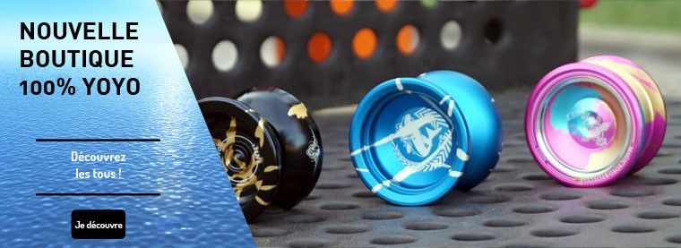 La boutique du Yoyo